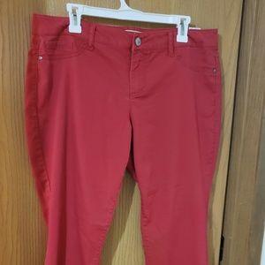 lei Jeans - Bogo!! Nwot Lei low rise skinny Jean size 16/17